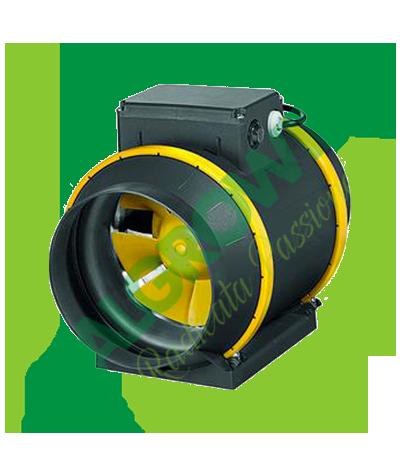 Aspiratore Elicoidale Can Fan Max-Fan Pro Series 150 / 600 M3/H (2 Velocità) Can-Filters 127,50€