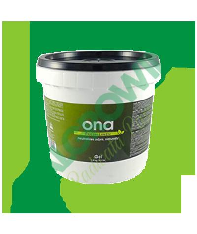 ONA Gel Fresh Linen - Elimina Odori - (3,8 Kg) Ona 59,90€