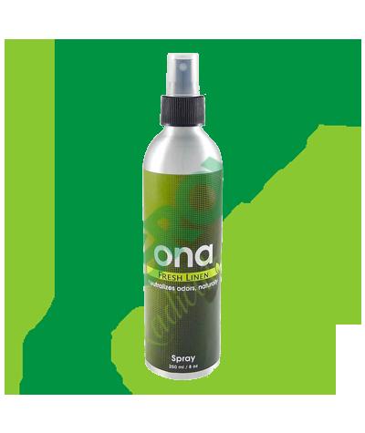 ONA Spray Fresh Linen - Elimina Odori - (250 ML) Ona 9,50€