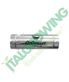 OZOKILLER - Ozonizzatore  150 MM - 5000 MG/H