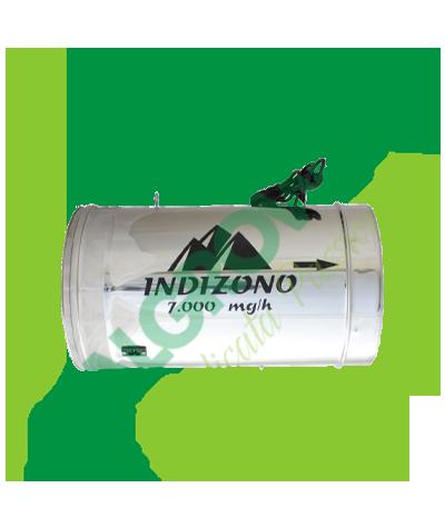 INDIZONO Ozonizzatore 250 MM -7000 MG/H Indizono 314,00€