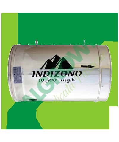 INDIZONO Ozonizzatore 300 MM -10500 MG/H Indizono 389,90€