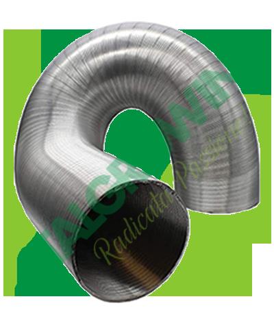 Condotta Areazione Flessibile Alluminio Ø 355 MM (10 M) Vents 49,90€