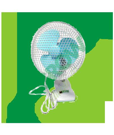 Ventilatore Clip Fan Oscillante (18 CM)  18,50€