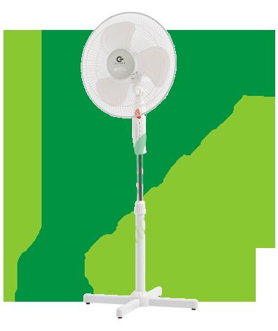 CLIVEX Ventilatore Con Piantana e da Parete 3 Velocità 40 CM (45W) Clivex 28,90€