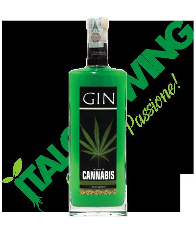 Gin Cannabis  23,00€