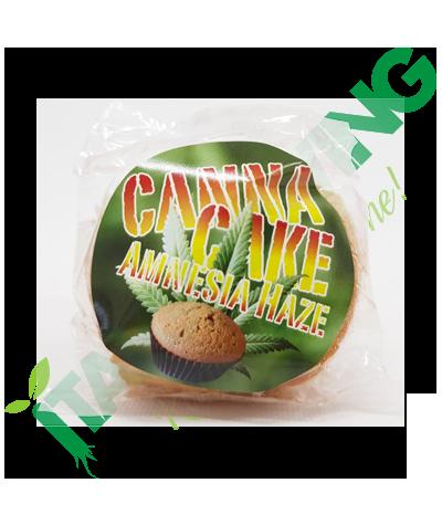 "Muffin ""Amnesia Haze"" Vaniglia  4,50€"