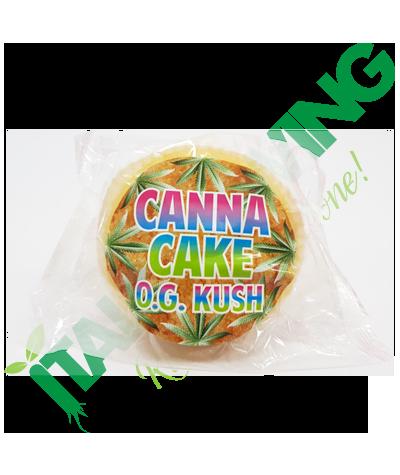 """Muffin """"O.G Kush """" Vaniglia  4,50€"""