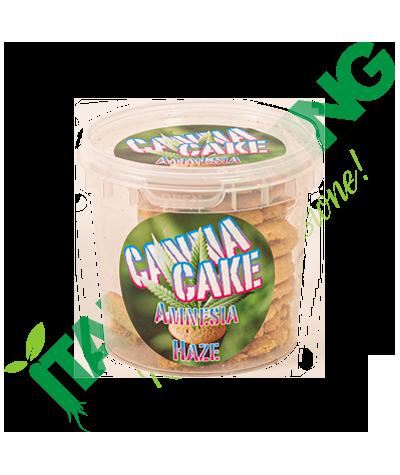 Canna Cake Amnesia Haze Vaniglia  5,90€