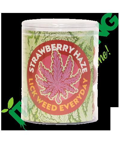 Strawberry Haze  7,90€
