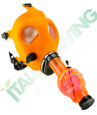 Mask Bongs in Silicone  29,00€
