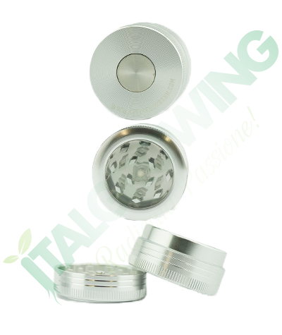 Mini grinder in Alluminio  12,00€