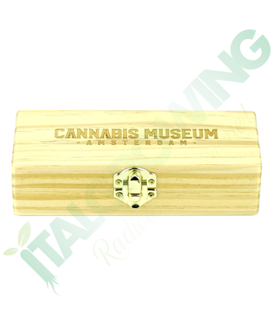 Weed Box Cannabis Museum (S)  12,00€