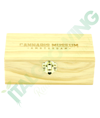 Weed Box Cannabis Museum (M)  17,90€