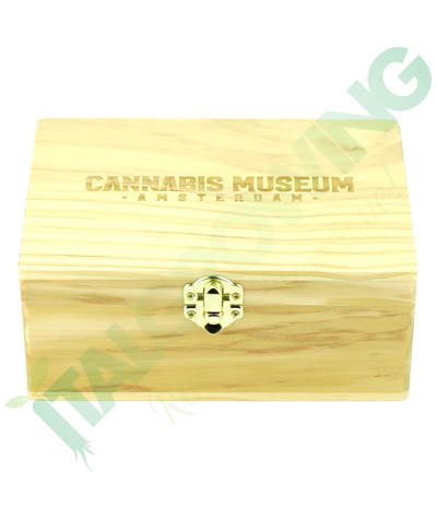 Weed Box Cannabis Museum (L)  20,00€