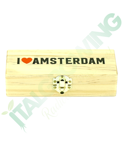 Weed Box I Love Amsterdam (S)  12,00 €