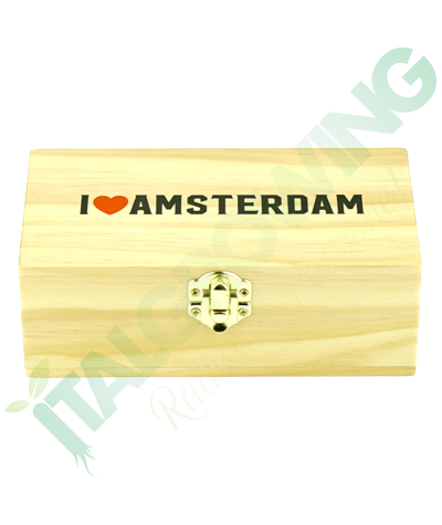 Weed Box I Love Amsterdam (M)  17,90 €