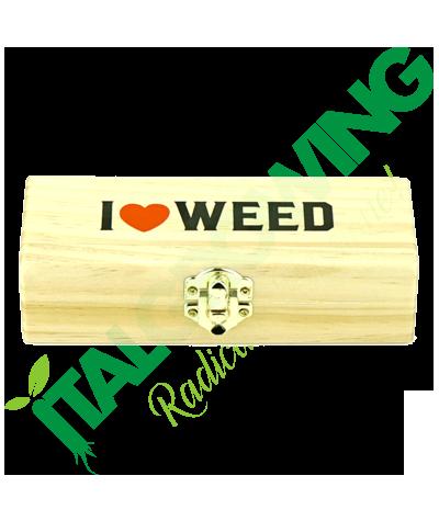 Weed Box I Love (S)  12,00€