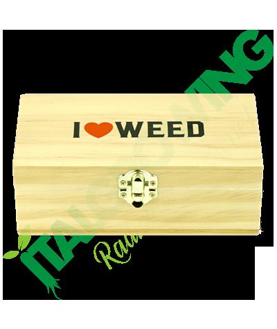 Weed Box I Love (M)  17,90€
