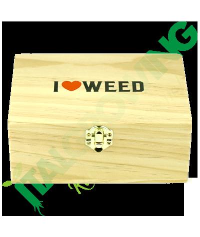 Weed Box I Love (L)  20,00€