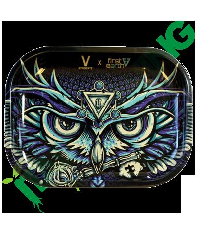 Vassoio in Metallo Owl  6,90€