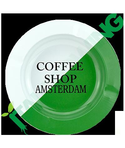 Posacenere in Metallo Coffe Shop  3,90€