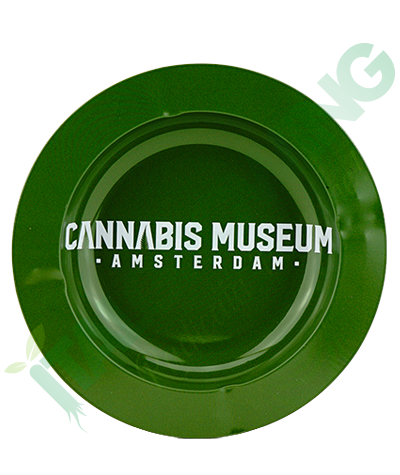 Posacenere in Metallo Cannabis Museum  3,90€