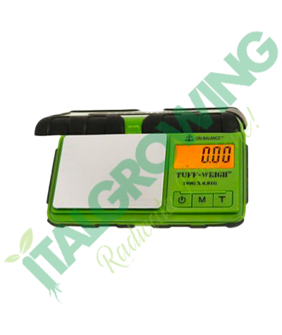 Bilancia - On Balance - Tuff Weigh Verde (100 g X 0,1 g)  23,90€