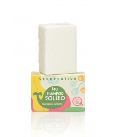 "Bio Shampoo Solido ""VERDESATIVA"" Verdesativa 9,90€"