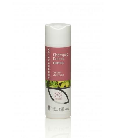 "Shampoo Doccia Ylang 100% Naturale e Bio Degradabile ""VERDESATIVA"" Verdesativa 9,90€"
