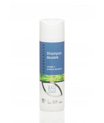 """Shampoo Delicato 100% Naturale Ecologico e Bio Degradabile """"VERDESATIVA"""" Verdesativa 9,90€"""