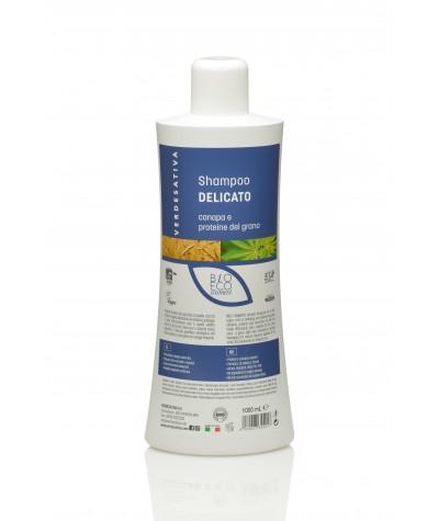 """Shampoo Delicato 100% Naturale e Bio Degradabile – 1 L """"VERDESATIVA"""" Verdesativa 23,50€"""