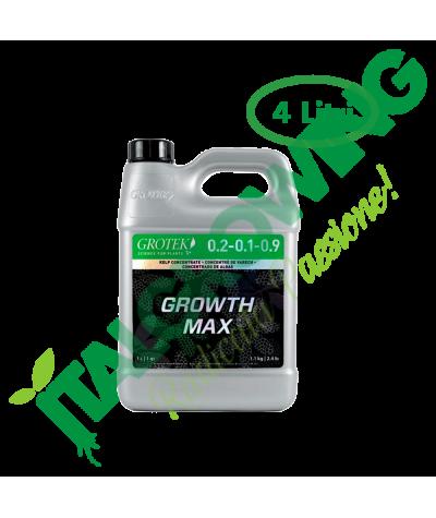 GROTEK : GrowthMax 4 L Grotek 135,90€
