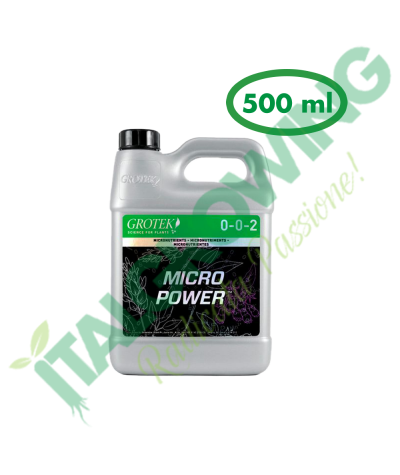 Grotek : Micropower 500 ML Grotek 25,50 €