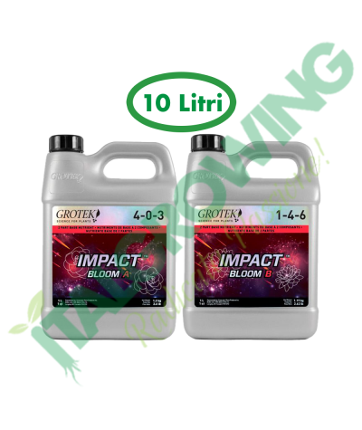 GROTEK: Impact Bloom A+B 10L Grotek 199,00€