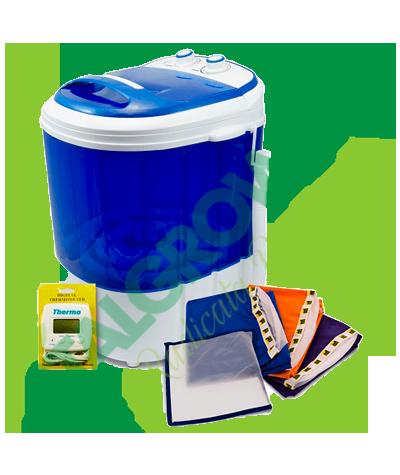Lavatrice Resinator + Kit Estrazione  158,90€