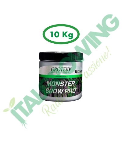 Grotek - Monster Grow Pro 10 KG Grotek 571,50€