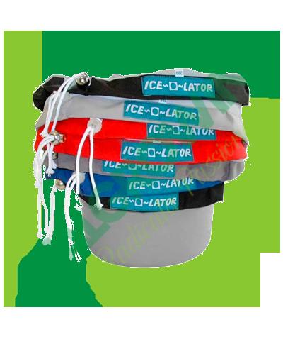 Bubbletor Set Di 7 Sacchi Piccoli Per ICE-O-LATOR (220-185-120-90-70-45-38) Bubbleator 195,00€