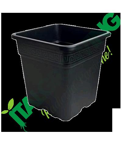 Vaso Quadrato Eco 25 L  4,30€