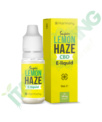 E-LIQUID  Super Lemon Haze