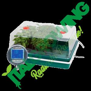 Mini Serra Riscaldata Garland 50 W (59X41X26,5) Garland 129,90€