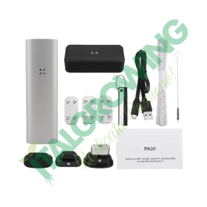 Pax 3 Vaporizzatore Argento Opaco (Kit Completo) Pax Labs 246,90€