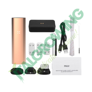 Pax 3 Vaporizzatore Rosa Opaco (Kit Completo) Pax Labs 246,90€