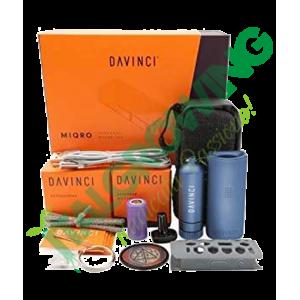 """DaVinci Miqro Vaporizzatore """"Explorer Collection"""" (Blu) Da Vinci 169,90€"""
