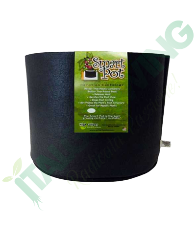 SMART POT 60 L In Tessuto Nero Smart Pot 15,90 €
