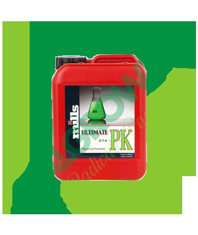 MILLS NUTRIENTS : Ultimate PK 10 L Mills Nutrients 339,00€
