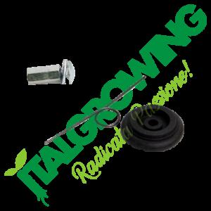 Kit Per Cambio Ruote Lightrail Gualala Robotics Inc. 9,90€