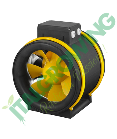 Aspiratore Elicoidale Max-Fan Pro Series EC 150 (776 M3/H) 2Velocità Can-Filters 560,00€