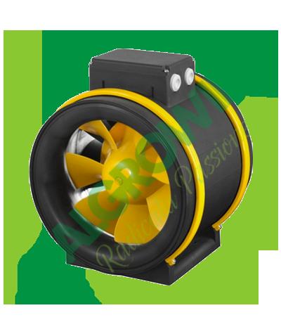 Aspiratore Elicoidale Max-Fan Pro Series EC 150 (807 M3/H) 2Velocità Can-Filters 560,00€