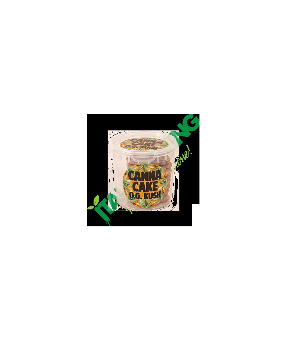 Canna Cake OG -Kush Cioccolato  5,90€